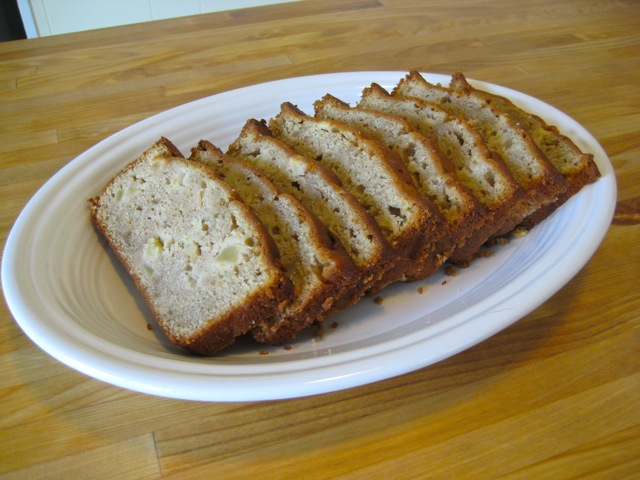 Apple Buttermilk Sweet Bread