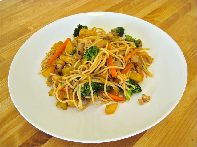 Chinese Stir Fry With Pork